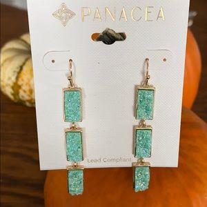 Panacea Drop Earring